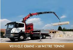 Licence to Operate a Vehicle loading crane capacity 10 metre tonnes and above