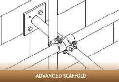 Licence to erect, alter and dismantle scaffolding advanced level