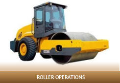 Conduct roller operations